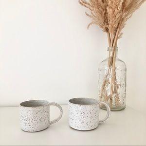 Speckled Mug Set